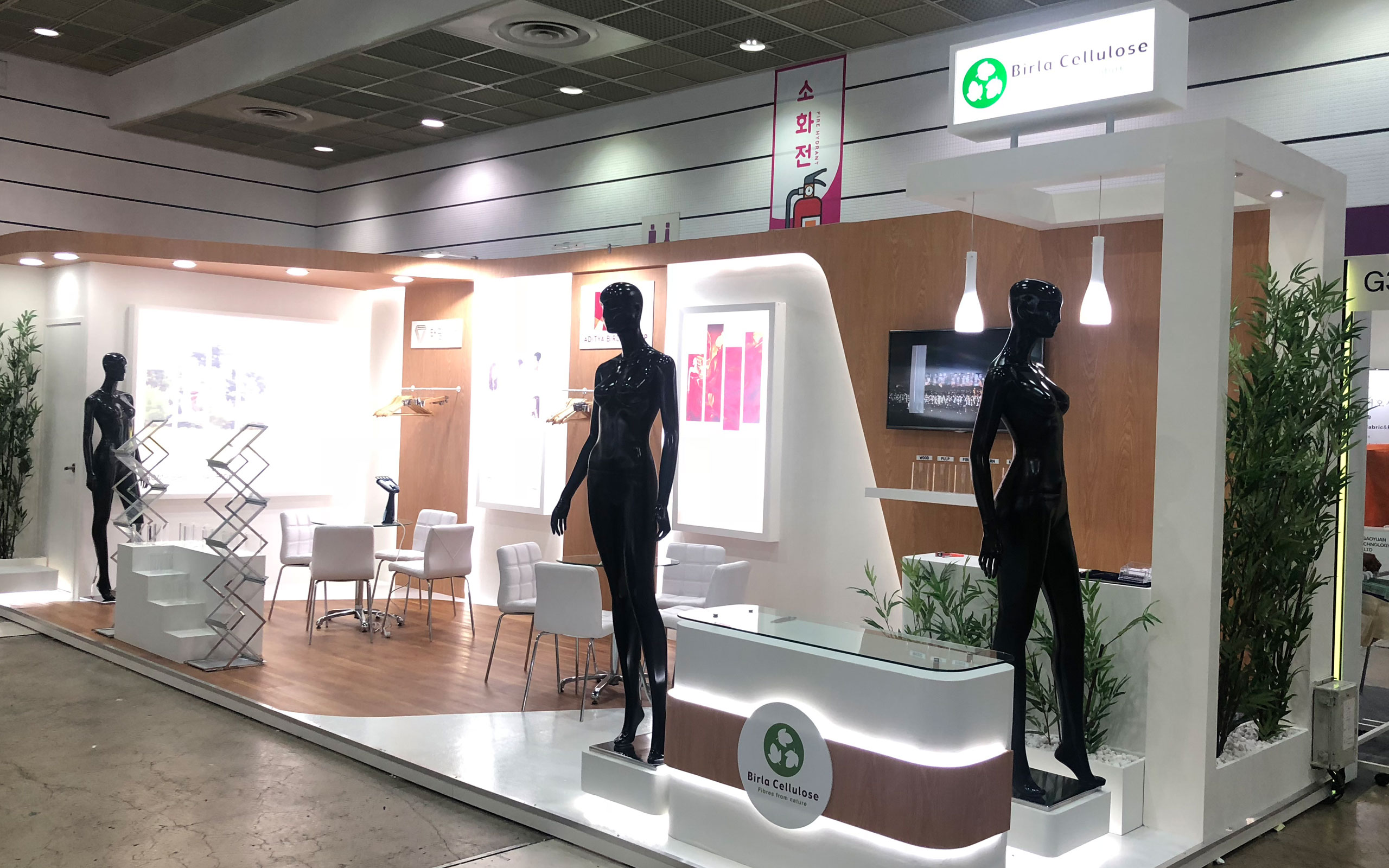Exhibition Stand Nature : One stop solution for exhibition and events ratio exhibits
